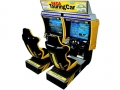 Borne Dédiée Sega Touring Car Twin Arcade Machine