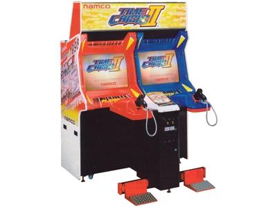 borne arcade dediee