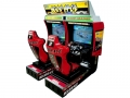 Borne Dédiée Scud Race / Sega Super GT Twin Arcade Machine