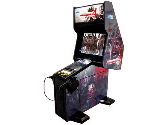 borne arcade house of the dead