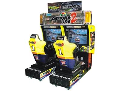 borne arcade daytona usa 2