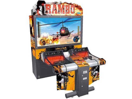 borne arcade tir
